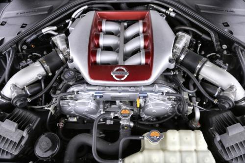 NISSAN GT-R 3.8 570PK PRESTIGE EDITION