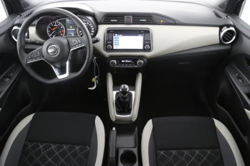 NISSAN Micra 0.9 IG-T N-CONNECTA + GPS + CAMERA + PDC