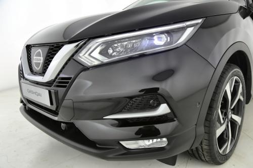 NISSAN New Qashqai 1.2 DIG-T XTRONIC TEKNA + Glass Roof