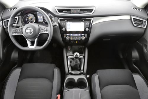 NISSAN New Qashqai 1.5 DCI N-CONNECTA + DESIGN PACK