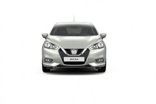 NISSAN Micra 1.0 IG-T N-CONNECTA + CONNECT PACK