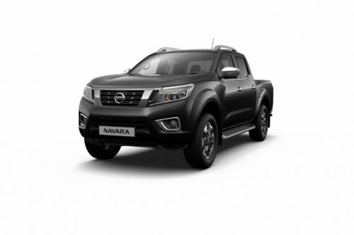 NISSAN Navara NAVARA MY19 D/C 4WD 2.3D 190HP 7AT TEKNA + 13-pin Towing Hook + Sunroof
