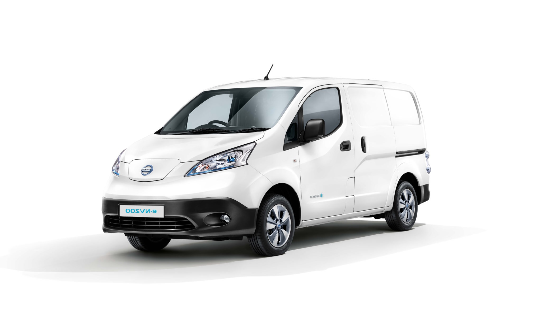NISSAN e-NV200 E-NV200 40KWH VAN SSD BUSINESS + 6 KW + QC