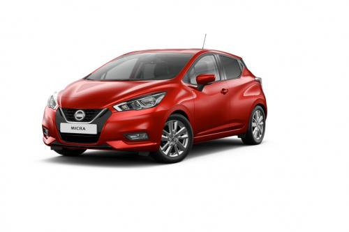 NISSAN Micra 1.0 IG-T CVT N-CONNECTA + CONNECT PACK