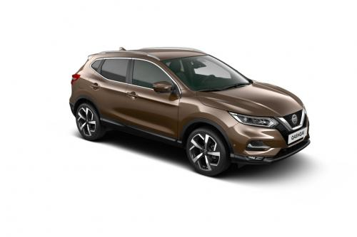 NISSAN Qashqai 1.3 DIG-T TEKNA + DRIVE ASSIST + GLASS ROOF