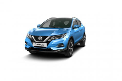 NISSAN Qashqai 1.5 DCI 115 MT MY19 TEKNA + DRIVE ASSIST + GLASS ROOF