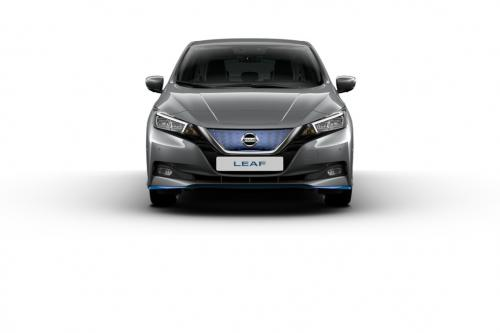 NISSAN LEAF E+ 62 KWH N-CONNECTA + LED HEAD LAMPS