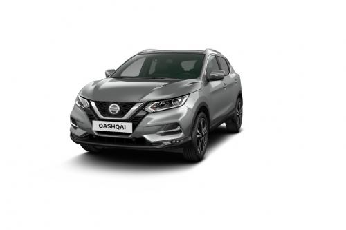 NISSAN Qashqai 1.3 DIG-T DCT N-CONNECTA + DESIGN PACK