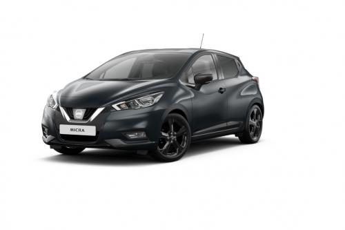 NISSAN Micra 1.0 IG-T 92 CVT N-DESIGN + PACK BLACK + URBAN PACK +CONNECT PACK