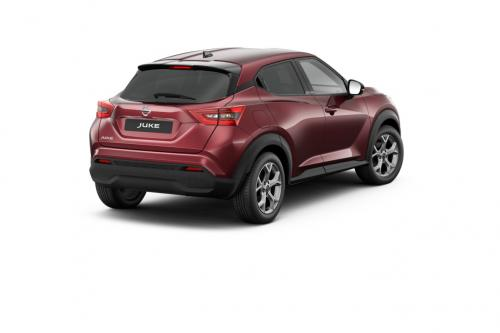 NISSAN Juke 1.0 DIG-T 114 DCT MY 21 TEKNA + SOUND & RIDE PACK